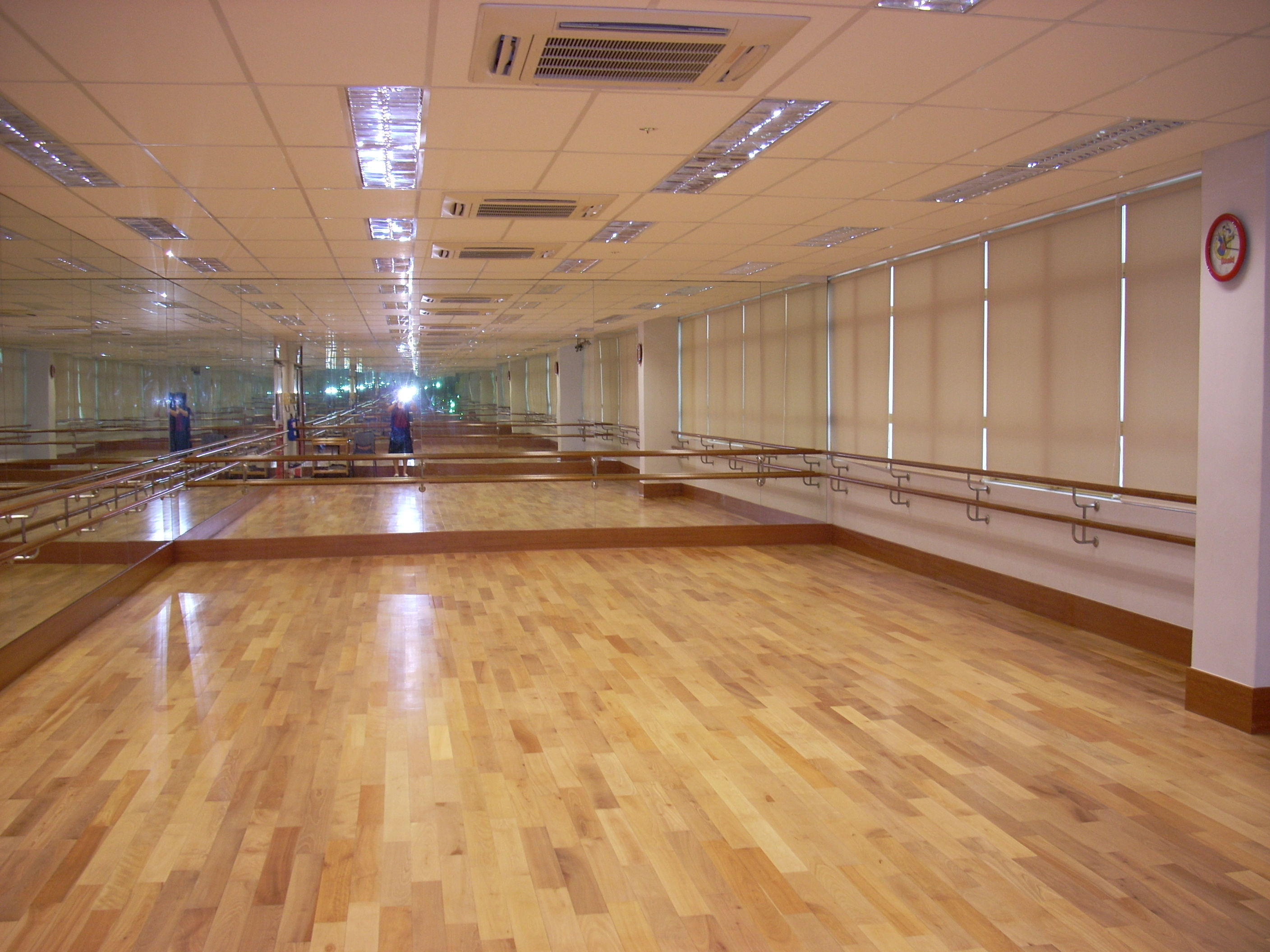 Empty Dance Studio | Favorite Places & Spaces | Pinterest | Dance ...